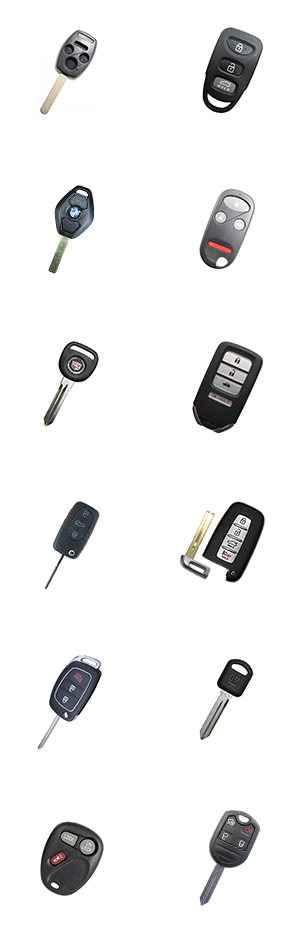 Mobile-Auto Lockmith Keys